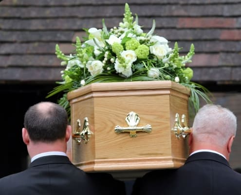 This Report Surveys mortuary Conditions In This Unregulated Business.